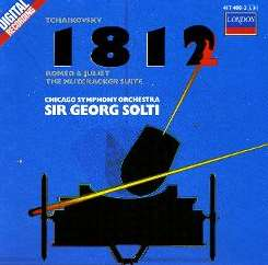 Chicago Symphony Orchestra / Georg Solti - Tchaikovsky: 1812; Romeo & Juliet; The Nutcracker Suite flac