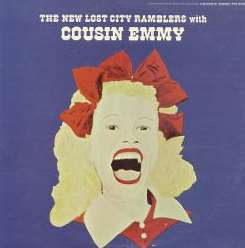 Cousin Emmy / The New Lost City Ramblers - The New Lost City Ramblers with Cousin Emmy flac