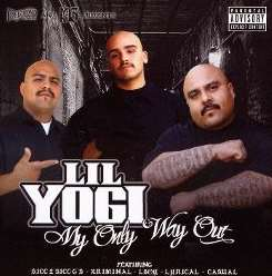 Lil Yogi - My Only Way Out flac