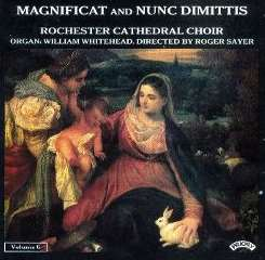 Rochester Cathedral Choir - Magnificat and Nunc Dimittis, Vol. 6 flac
