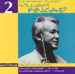 William Kincaid - Legendary Flutist, Vol. 2 flac