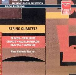 New Hellenic Quartet - String Quartets, Vol. 1 flac