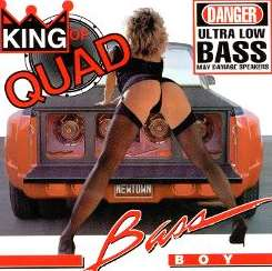 Bass Boy - King of Quad flac