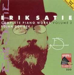 Bojan Gorisek - Satie: Complete Piano Works, Vol. 2 flac
