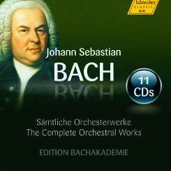 Various Artists - Bach: The Complete Orchestral Works flac