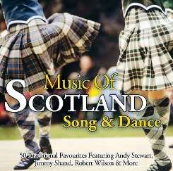 Various Artists - The Music of Scotland: Singing and Dancing flac